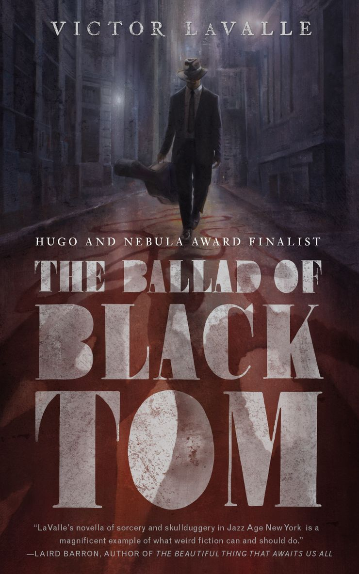 Buy The Ballad of Black Tom at Amazon