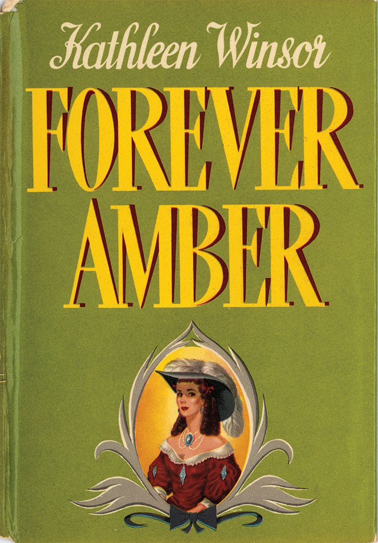 Buy Forever Amber at Amazon