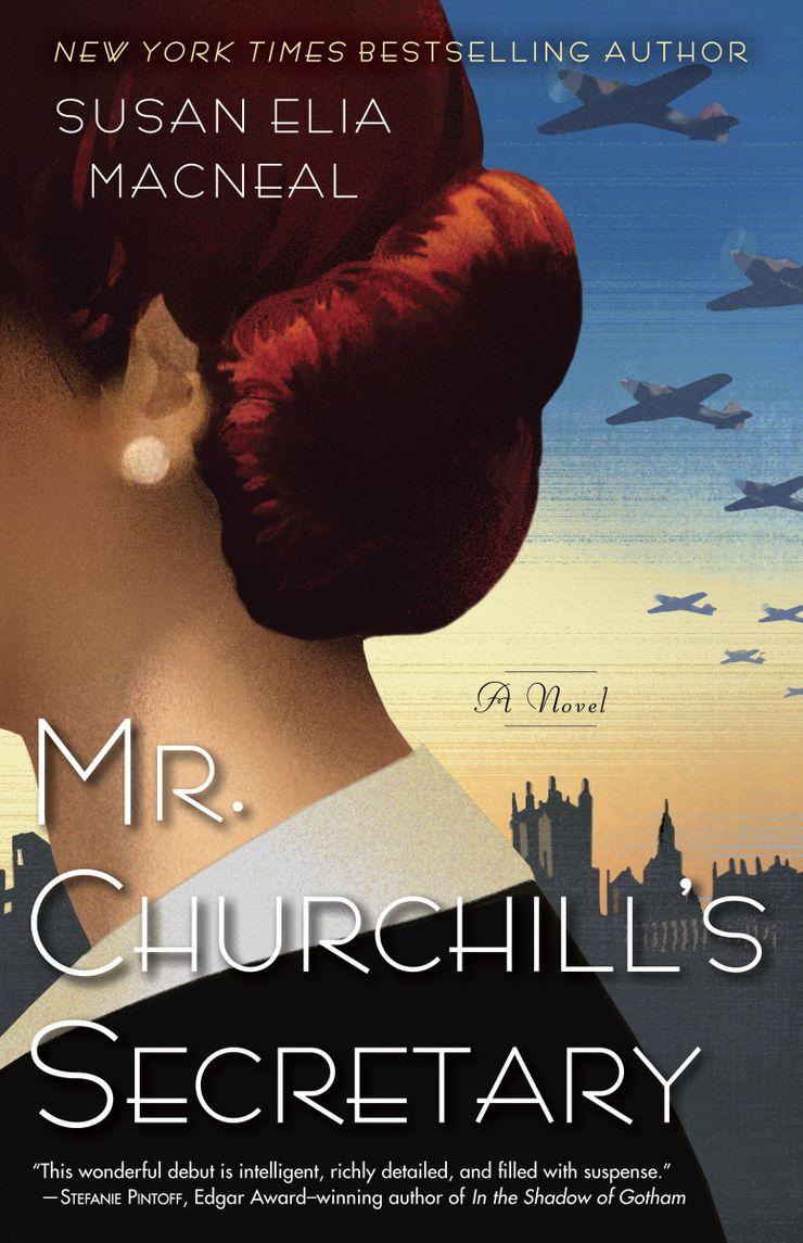 Buy Mr. Churchill's Secretary at Amazon