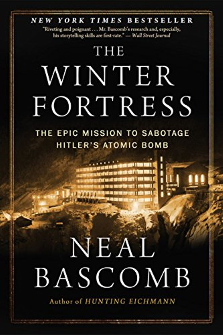 Buy The Winter Fortress at Amazon