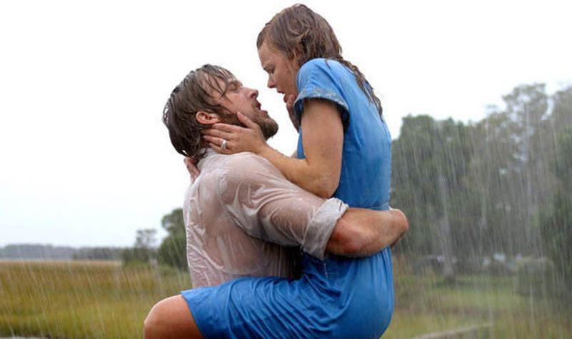nicholas sparks movies ranked from worst to best the notebook