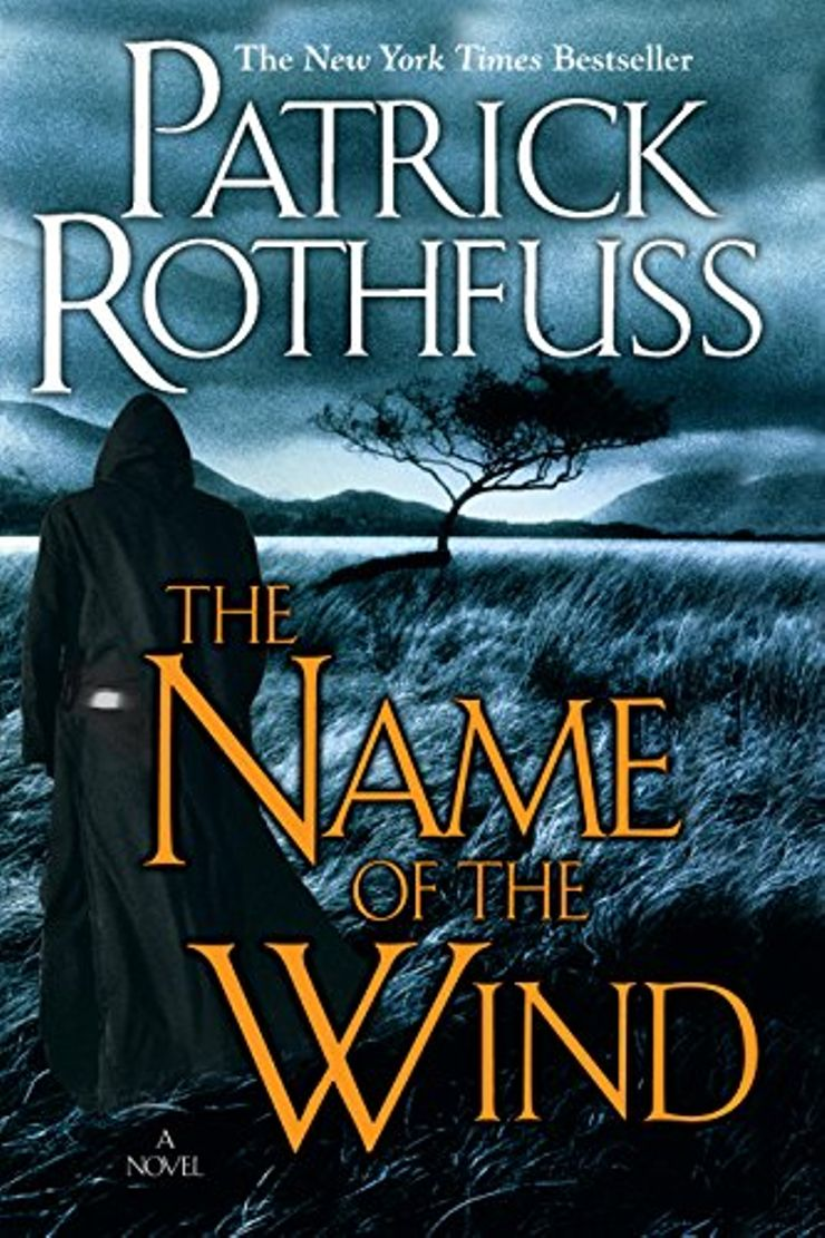 Buy The Name of the Wind at Amazon