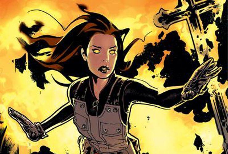 female superheroes independent comics liz sherman hellboy