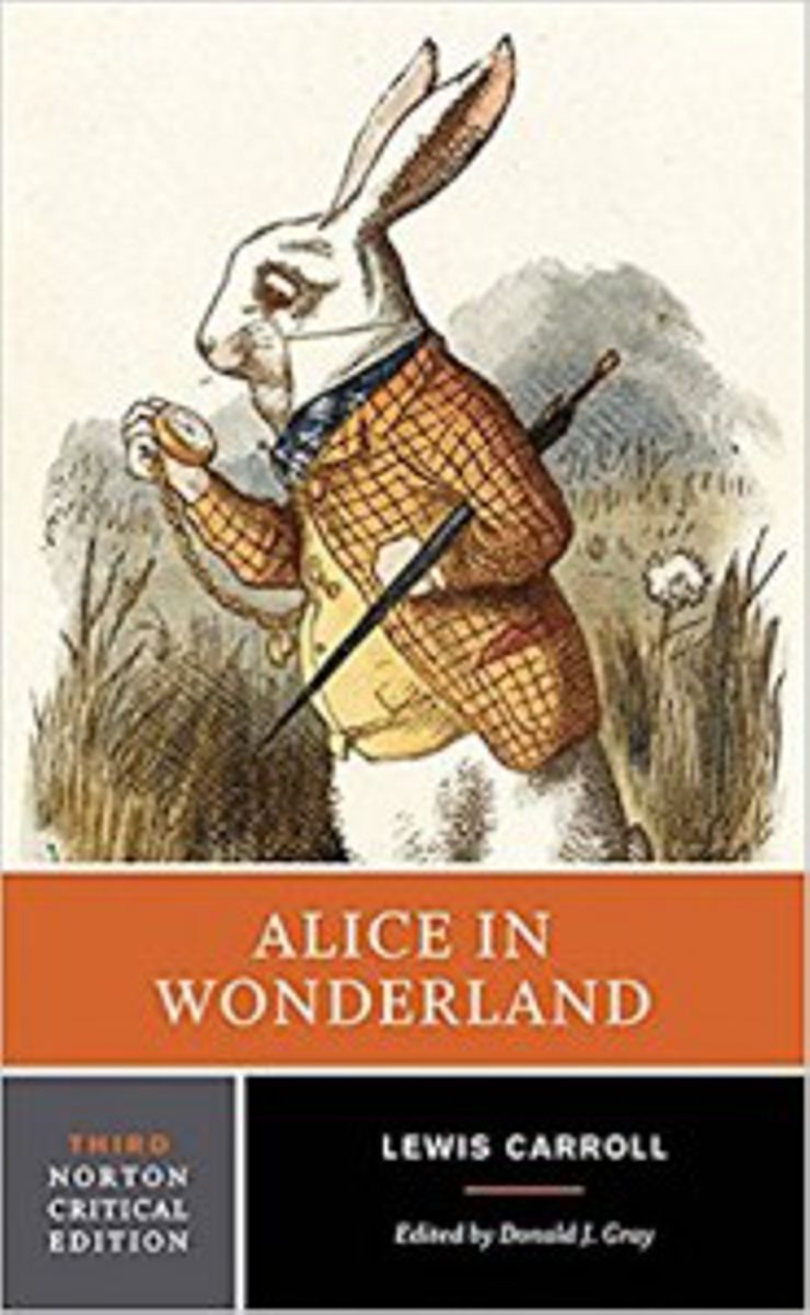 classic english literature, alice in wonderland