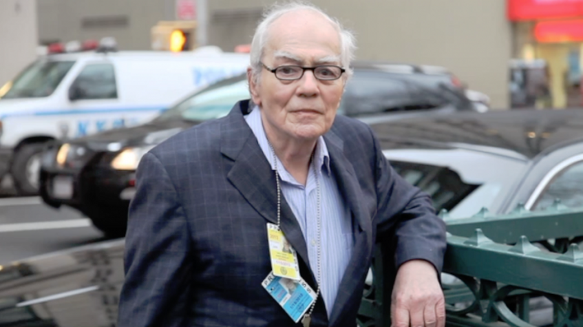 Jimmy Breslin, The Voice of New York City, Dies at 88