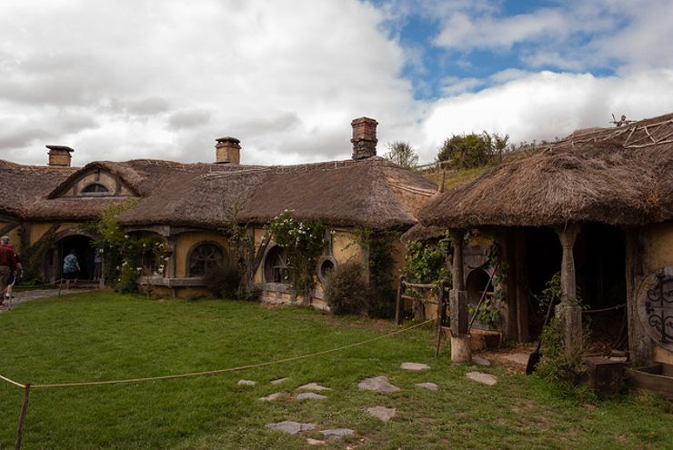 best fantasy bars The Green Dragon Hobbiton