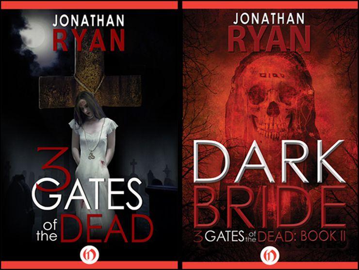 Dark Bride 3 Gates of the Dead Jonathan Ryan