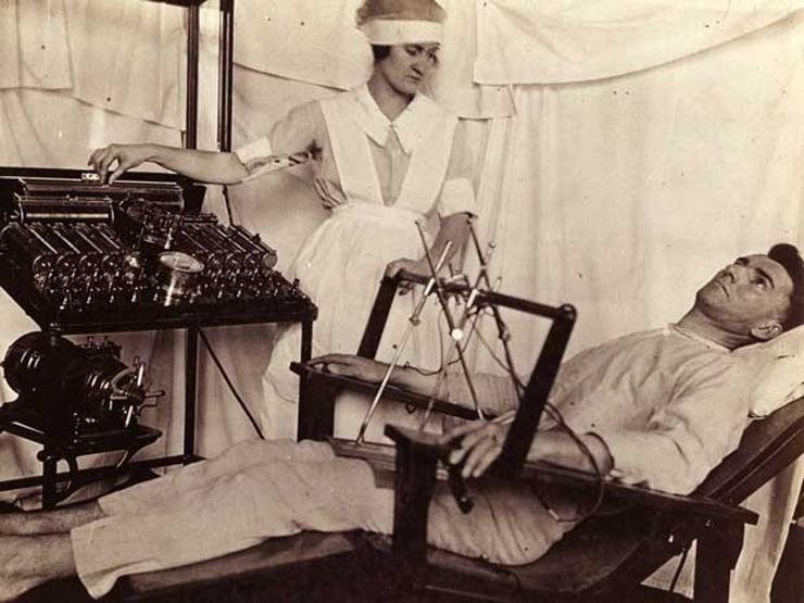 10 Bizarre Medical Treatments That Used To Be Considered Normal