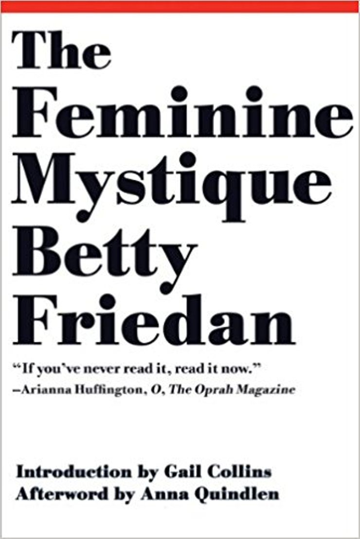 11 must read feminist books from the past 100 years the feminine mystique fandeluxe Image collections
