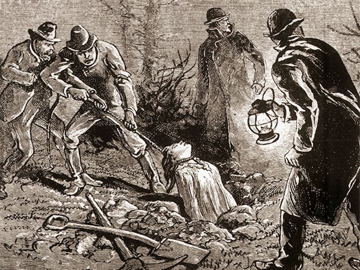 Grave Matters: 5 Cases of Body-Snatching from the Victorian Era
