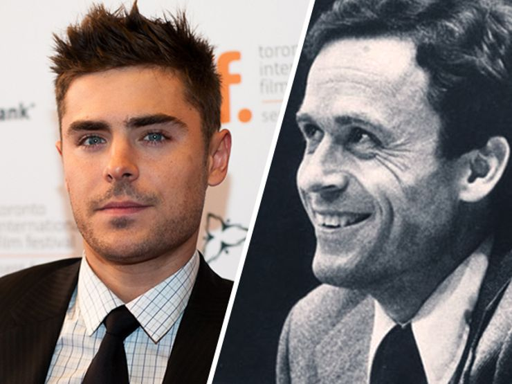 Zac Efron Is Set to Play Ted Bundy in an Upcoming Thriller
