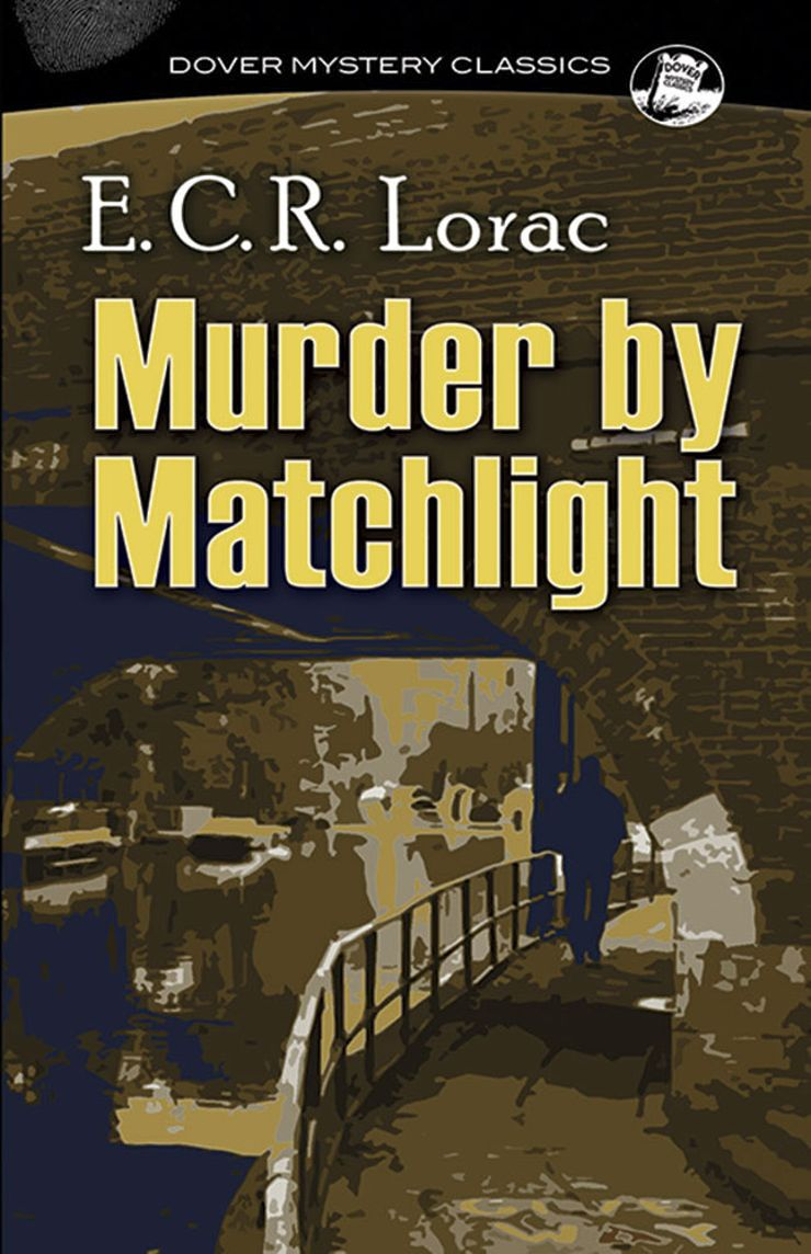 Buy Murder by Matchlight at Amazon
