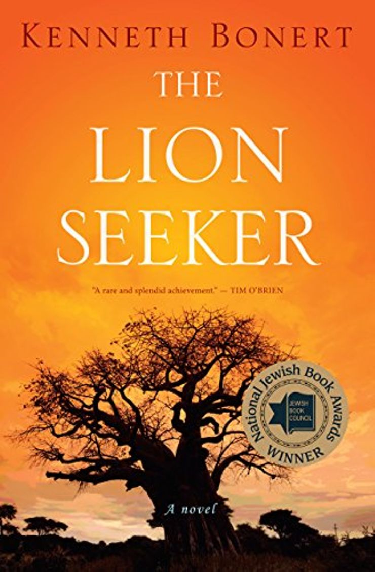 Buy The Lion Seeker at Amazon