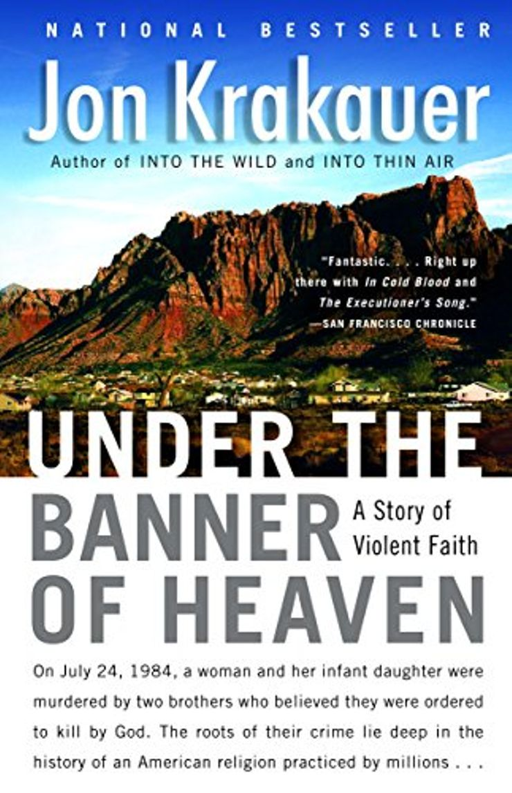 Buy Under the Banner of Heaven at Amazon