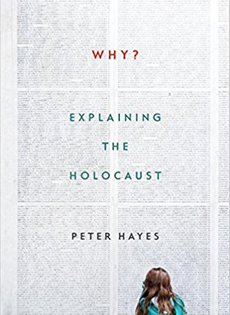 Buy Why?: Explaining the Holocaust at Amazon