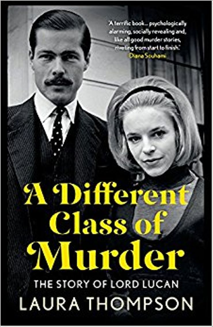 Buy A Different Class of Murder: The Story of Lord Lucan at Amazon