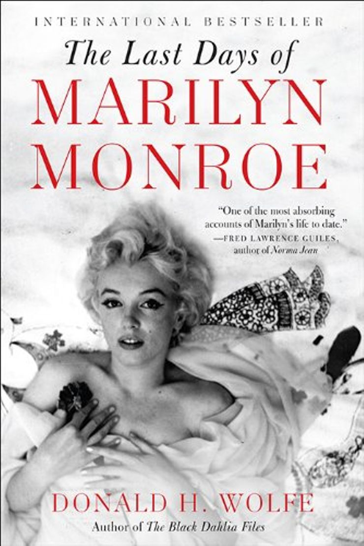 Buy The Last Days of Marilyn Monroe at Amazon
