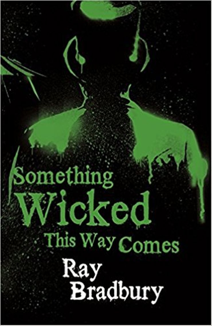 Buy Something Wicked This Way Comes at Amazon