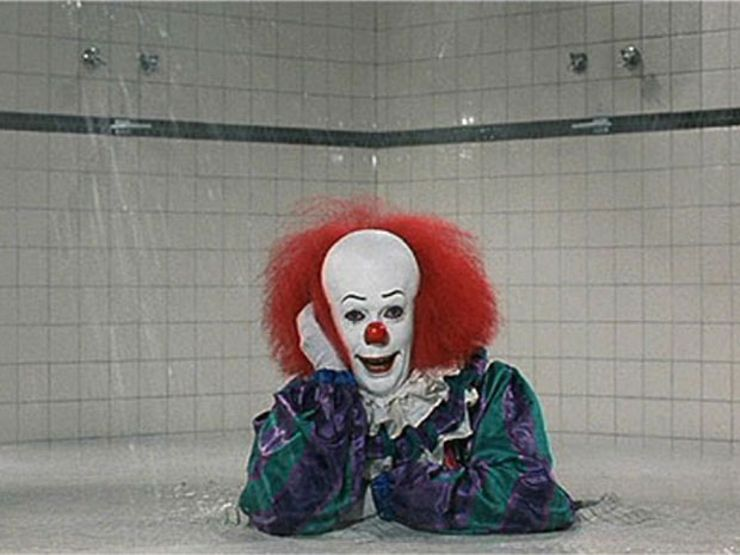 pennywise It horror movies