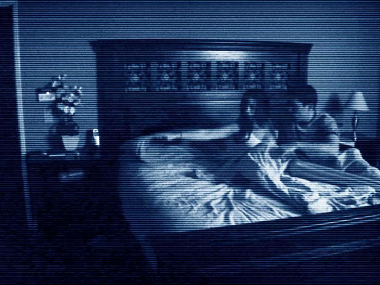 paranormal activity books
