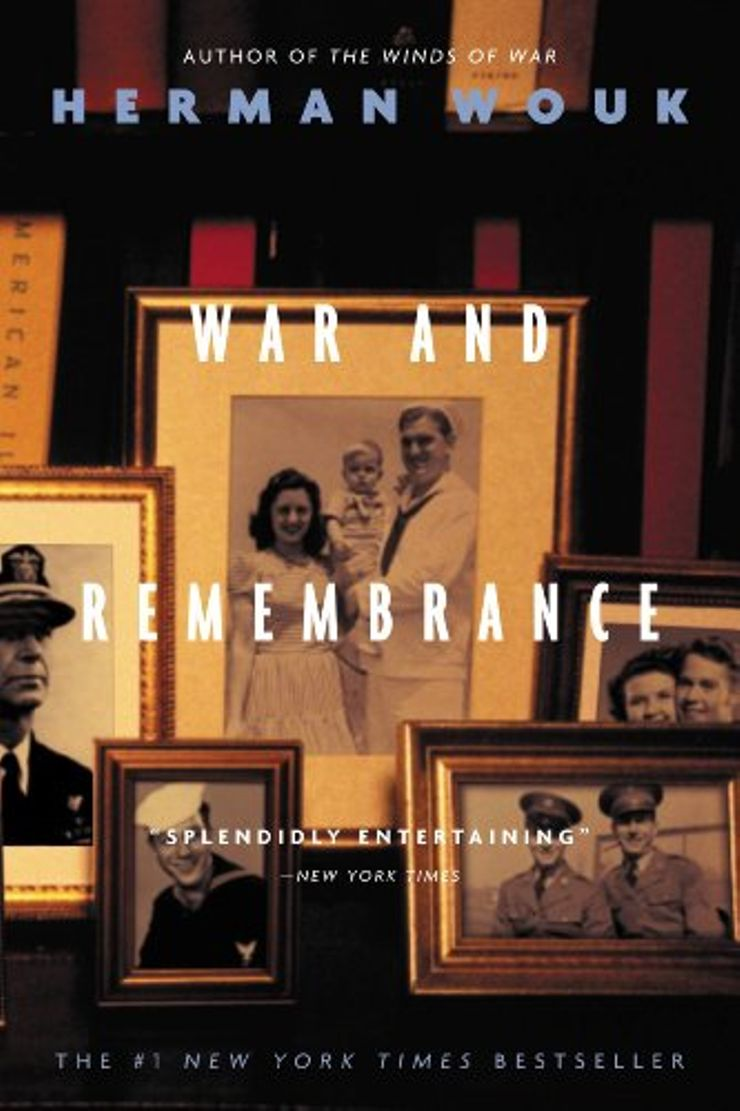 Buy War and Remembrance at Amazon