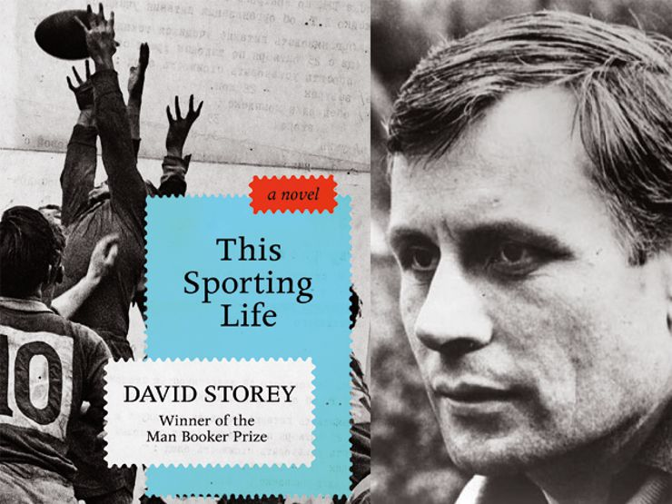Remembering David Storey, Author of <i>This Sporting Life</i>