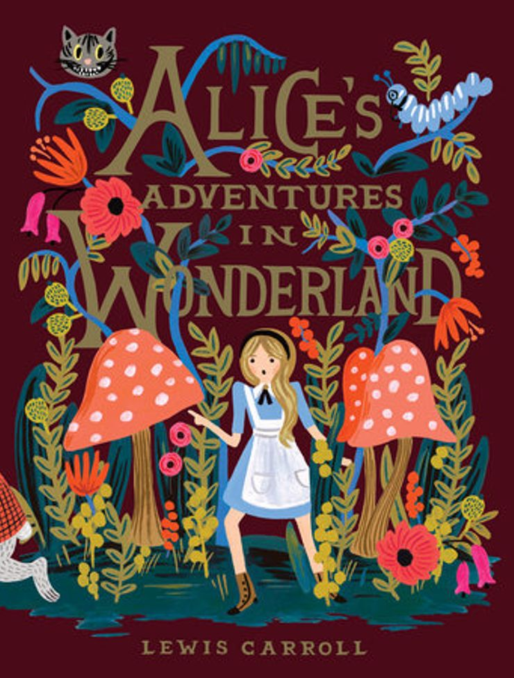 Buy Alice's Adventures in Wonderland at Amazon