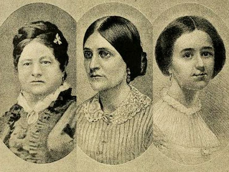 The Fox Sisters Were the Original 'Psychic Friends'