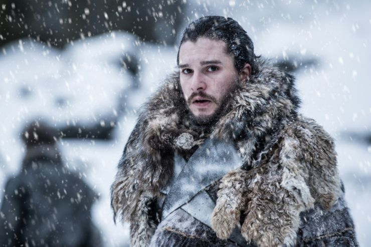 Game of Thrones Beyond the Wall Jon Snow