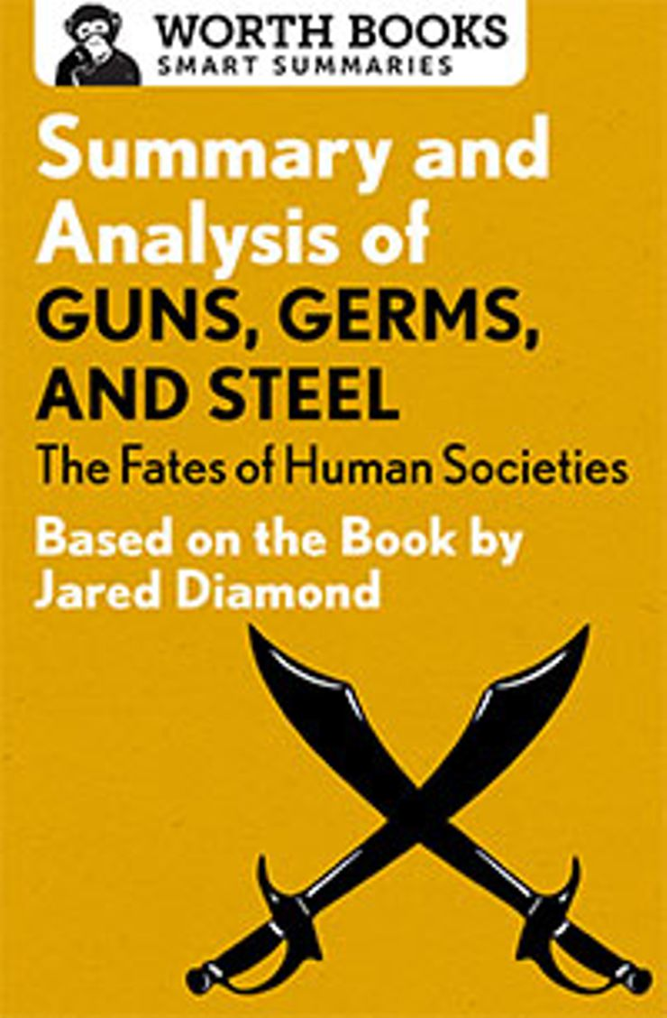worth books guns germs steel