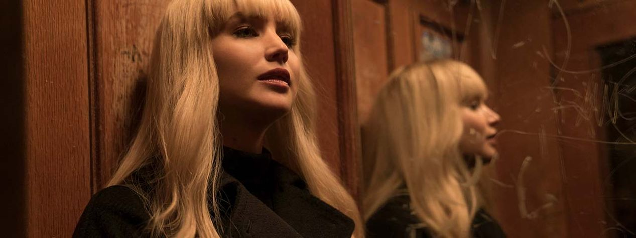 We Can't Stop Watching the New <em>Red Sparrow</em> Trailer
