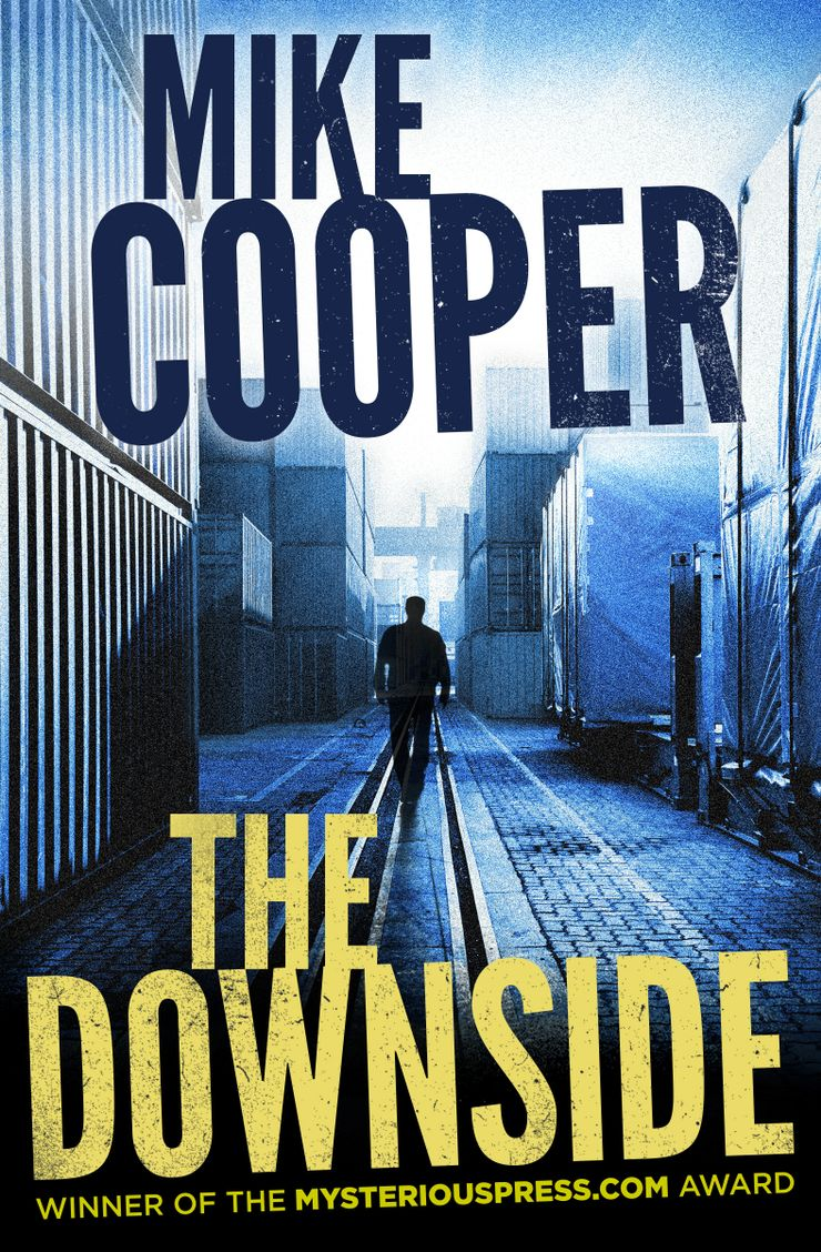 mike cooper the downside giveaway