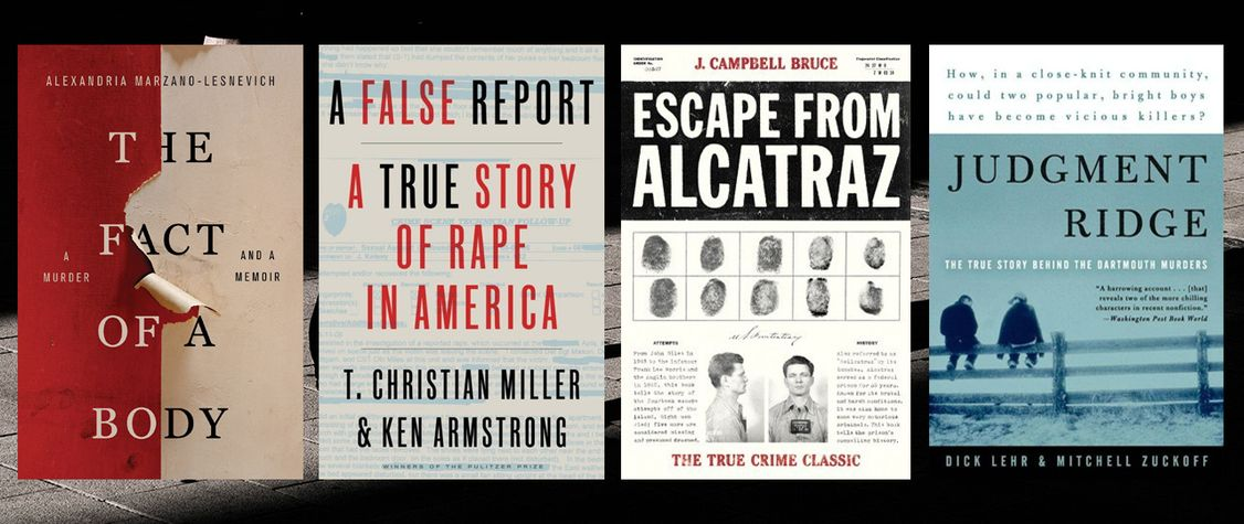 [CLOSED] Win Four True Crime Books from <em>The Lineup</em>