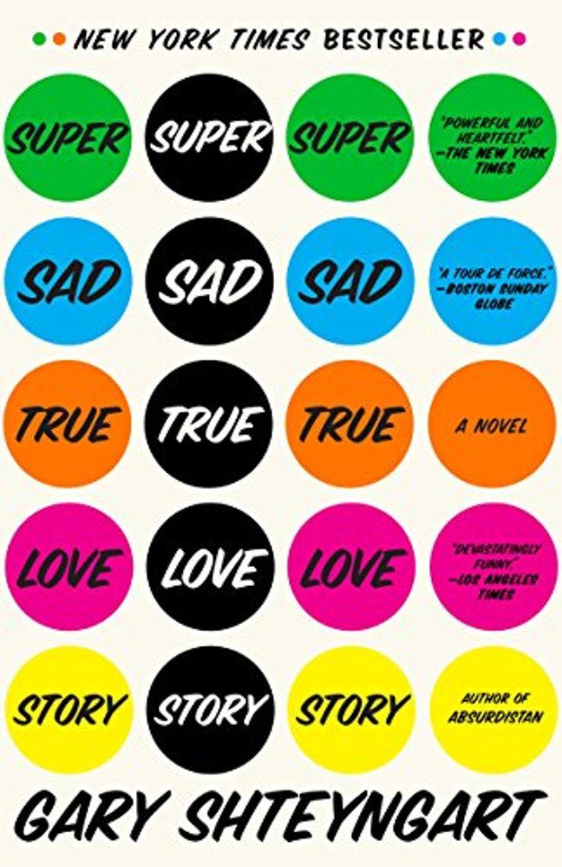 Buy Super Sad True Love Story at Amazon