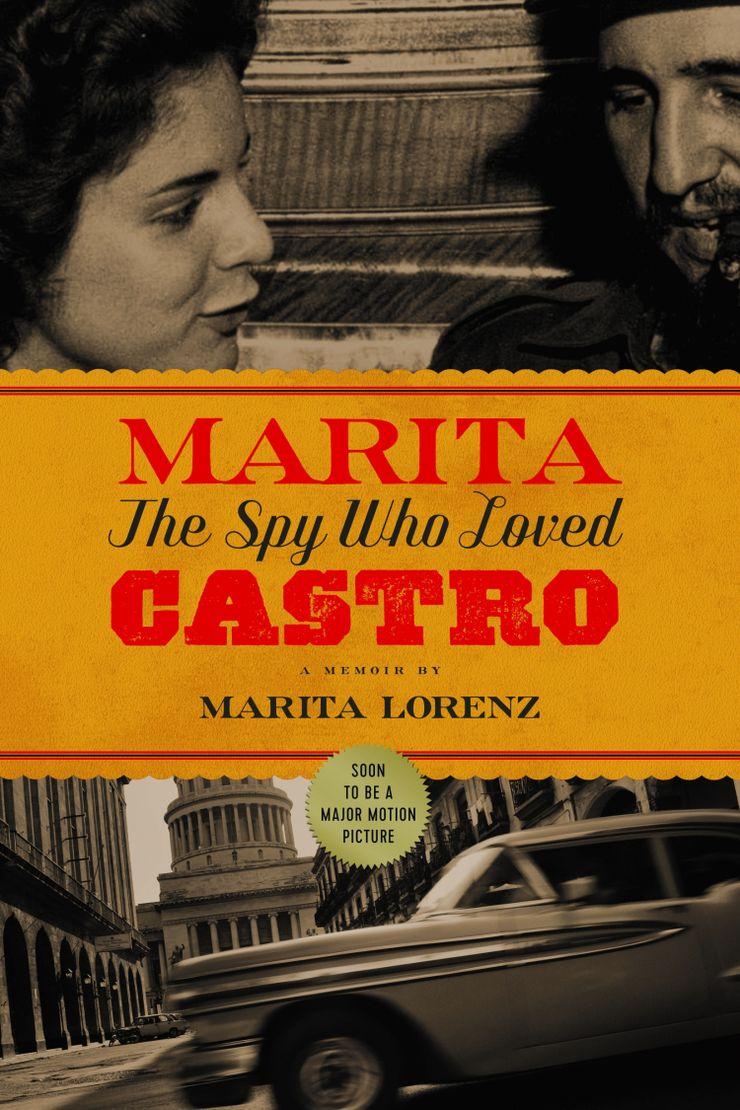 Buy Marita: The Spy Who Loved Castro at Amazon