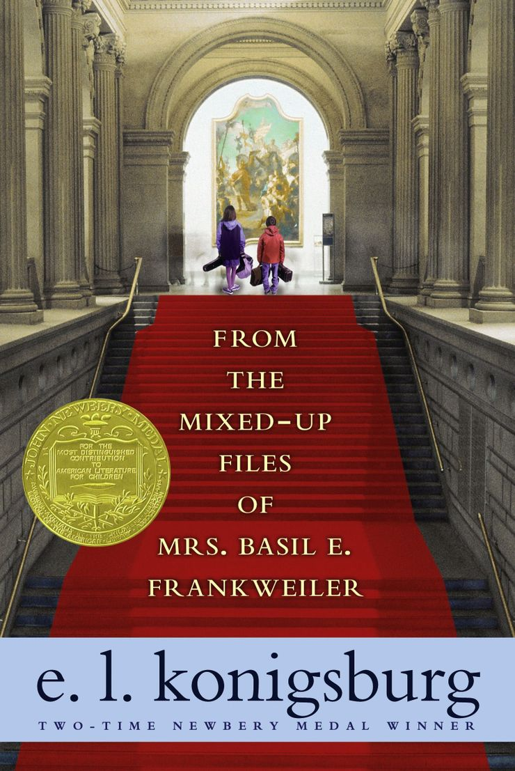 Buy From the Mixed-Up Files of Mrs. Basil E. Frankweiler at Amazon