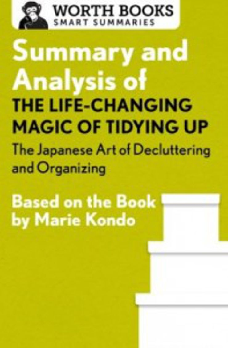 worth books life changing magic of tidying up