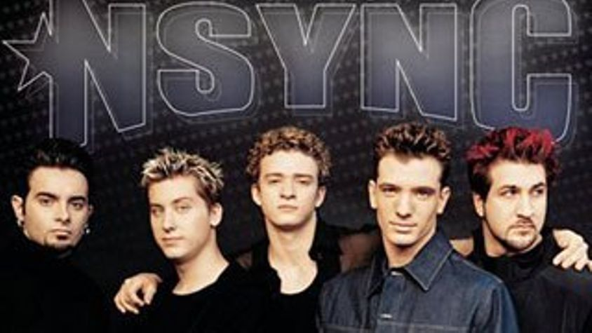 what i learned about romance from writing nsync fanfiction Greatest Hits album