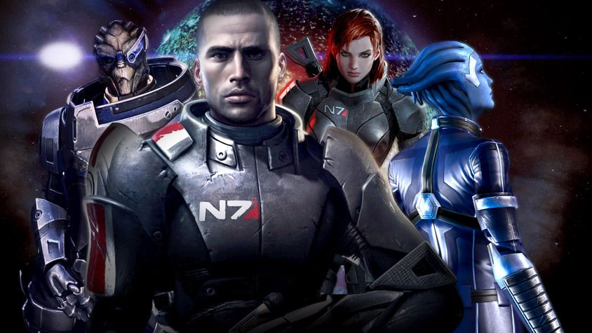 mass effect choices personalized journey shepard