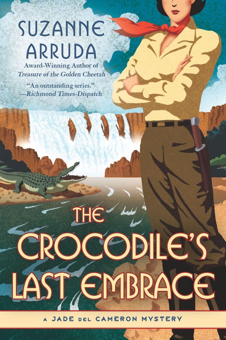 Buy The Crocodile's Last Embrace at Amazon