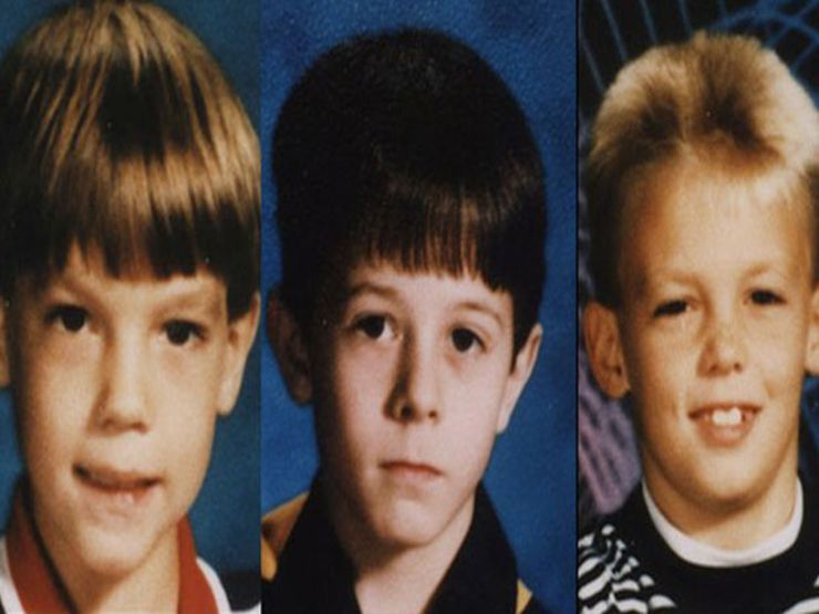 The West Memphis Three Victims—Chris Byers, Michael Moore, and Steven Branch