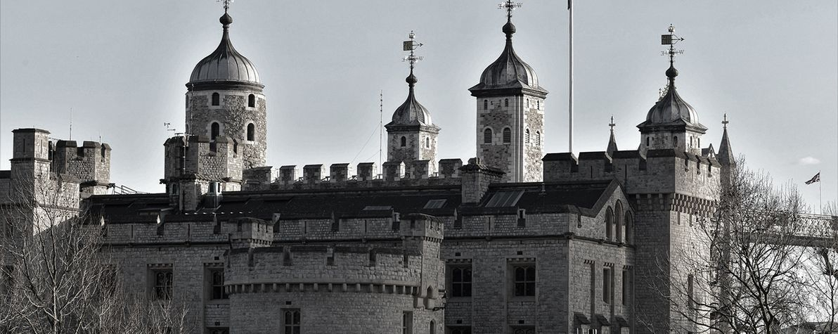 These Bloody Days: The Tower of London in Tudor England