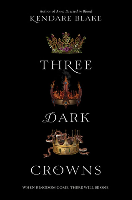 Buy Three Dark Crowns at Amazon
