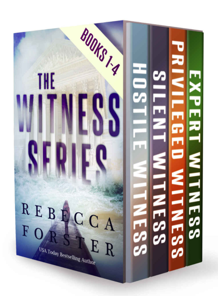 Buy The Witness Series: Books 1-4 at Amazon