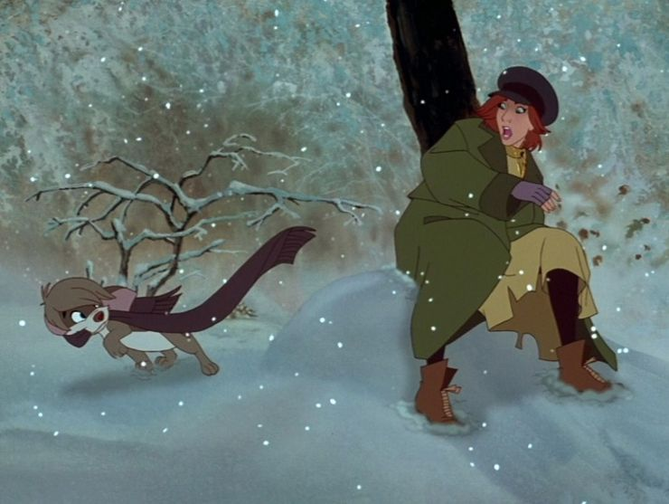 Don Bluth Anastasia