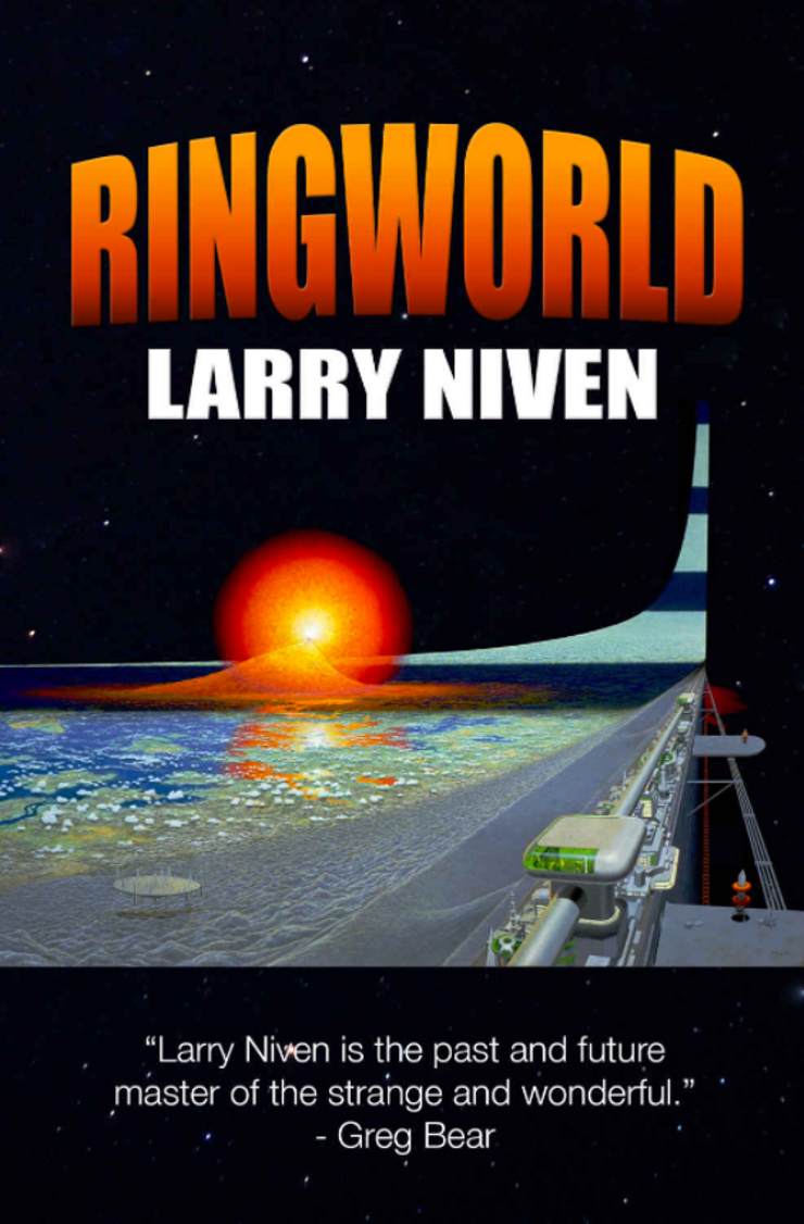 Buy Ringworld at Amazon