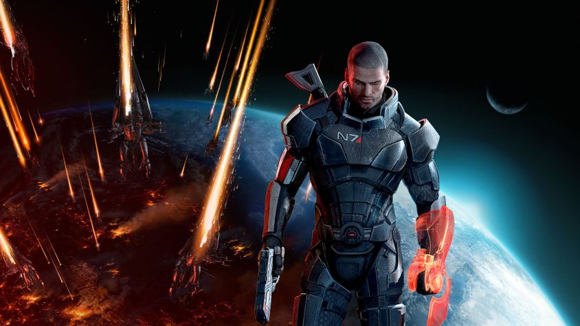 mass effect choices personal journey mass effect 3 shepard