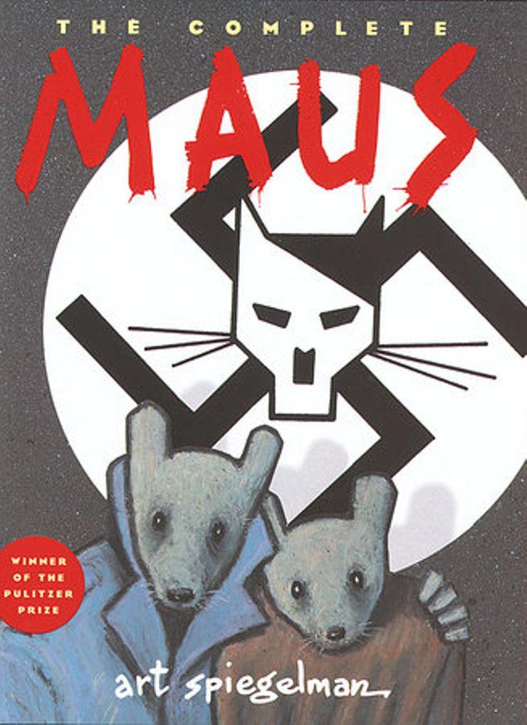 Buy Maus at Amazon