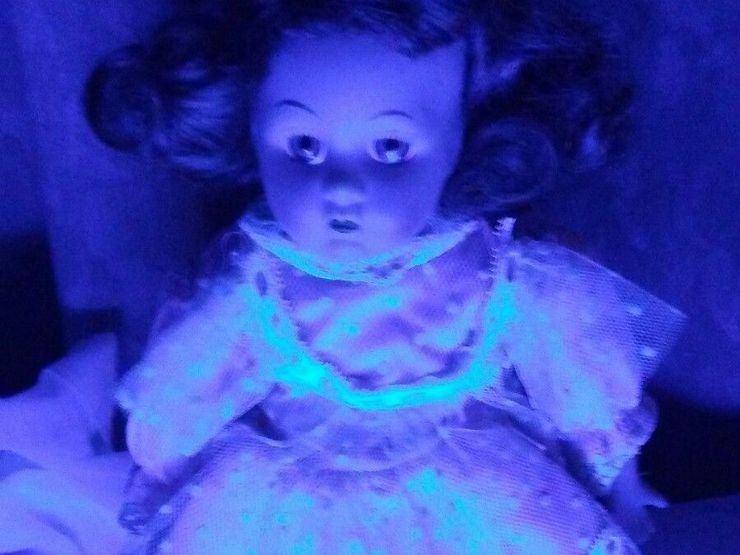 haunted dolls ebay