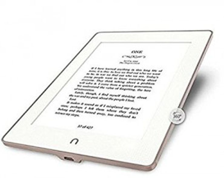 ereaders Nook Glowlight Plus